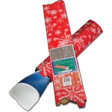 QUA 46019 Quality Park Decorative Flat Mailing Tubes QUA46019