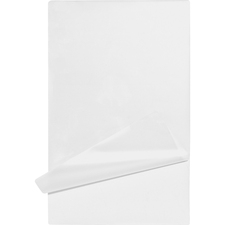 """Business Source 3 mil Legal-Size Laminating Pouches - Laminating Pouch/Sheet Size: 9"""" Width x 14.50"""" Length x 3 mil Thickness - for Document, ID Badge, Photo, Menu - Clear - 100 / Box"""