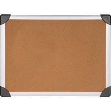 LLR19193 - Lorell Mounting Aluminum Frame Corkboards