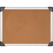 LLR19194 - Lorell Mounting Aluminum Frame Corkboards