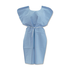 MII NON24244 Medline Disposable Patient Gowns MIINON24244