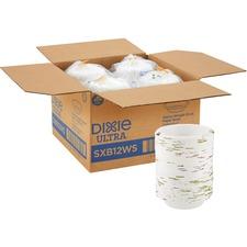 DXE SXB12WSCT Dixie Foods Pathway Heavyweight Paper Bowls DXESXB12WSCT