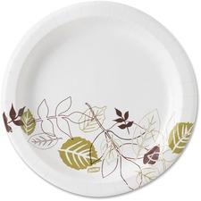 DXE UX9PATH Dixie Foods Pathways Design Everyday Paper Plates DXEUX9PATH