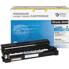 Elite Image Remanufactured Drum Cartridge Alternative For Brother DR420 - Laser Print Technology - 12000