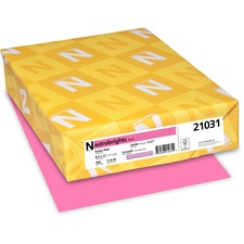 WAU 21031 Wausau Astrobrights 24 lb Colored Paper WAU21031