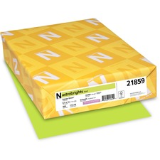 WAU 21859 Wausau Astrobrights 24 lb Colored Paper WAU21859