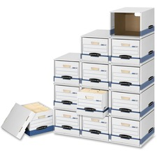 FEL 01626 Fellowes Bankers Box File/Cube Box Shells FEL01626