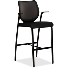 HON N709NT10 HON Nucleus Iliria-stretch M4 Cafe-Height Stool HONN709NT10