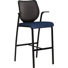 HON N709NT90 HON Nucleus Iliria-stretch M4 Cafe-Height Stool HONN709NT90