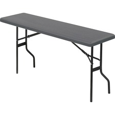 ICE 65357 Iceberg Commercial Grade Lightwt Folding Tables ICE65357