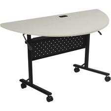 LLR60671 - Lorell Flipper Training Table