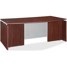 LLR68680 - Lorell Ascent Bowfront Desk Shell
