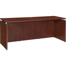 LLR 68688 Lorell Ascent Series Mahogany Laminate Furniture LLR68688