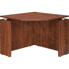 LLR 68695 Lorell Ascent Series Cherry Laminate Furniture LLR68695