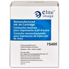 ELI 75495 Elite Image Remanuf. BRT LC65 Ink Cartridge ELI75495