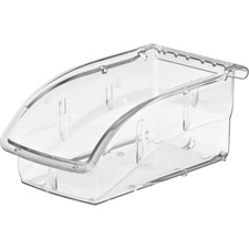 Akro-Mils InSight 305A3 Ultra Clear Supply Bin and Lid