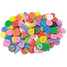 RYL R2132 Roylco Bright Color Craft Buttons RYLR2132