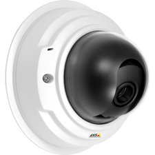 AXIS P3367-V Network Camera - Network camera - dome - vandal-proof - color ( Day&Night ) - auto iris - vari-focal - audio - 10/100 - PoE