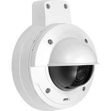AXIS P3367-VE Network Camera - Network camera - dome - outdoor - vandal / weatherproof - color ( Day&Night ) - auto iris - vari-focal - audio - 10/100 - PoE