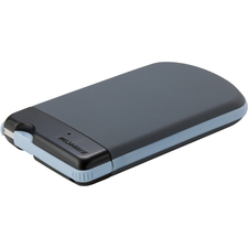 Verbatim Freecom 1TB Tough Drive Portable Hard Drive, USB 3.0 - Grey