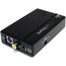 StarTech Composite/S Video to HDMI Converter