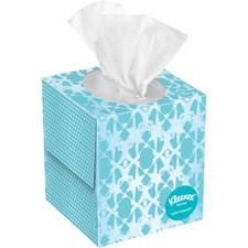 KCC 29388CT Kimberly-Clark Kleenex Cool Touch Facial Tissue KCC29388CT