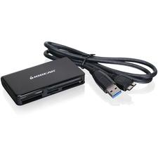 IOGEAR GFR381 59-in-1 USB 3.0 Flash Card Reader