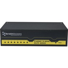 Brainboxes ES-279 Ethernet To Serial Device Server