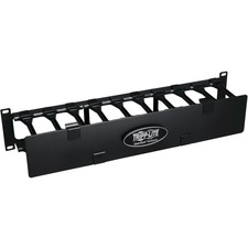 Tripp Lite High Capacity Horizontal Cable Manager
