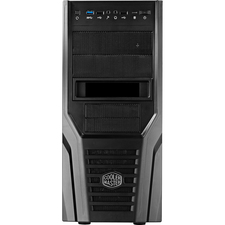 Cooler Master Elite 431 Plus RC-431P-KWN2 System Cabinet