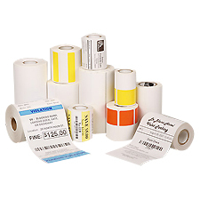 Zebra Z-Select 4000D Coated Permanent Acrylic Labels