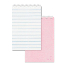 RED 36647 Rediform Pink Ribbon Steno Book RED36647