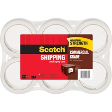 Scotch Commercial-grade Shipping Packaging Tape
