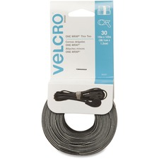 VEK 94257 VELCRO Brand One Wrap Thin Ties VEK94257