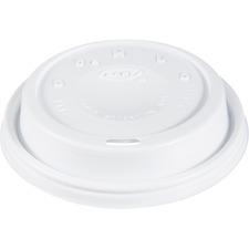 DCC 16EL Dart Cappuccino Domed Lid DCC16EL