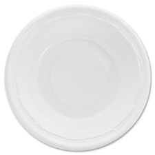 DCC 12BWWF Dart Plastic Dinnerware Bowl DCC12BWWF
