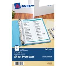 Avery 77007 Sheet Protector