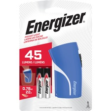 Energizer ENL33AE Pocket Flashlight - AAA - Red