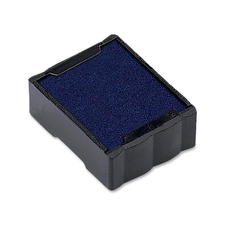 Trodat Replacement Ink Pad Cartridge - 2 / Pack - Blue Ink