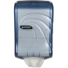 SJM T1790TBL San Jamar High Cap Ultrafold Towel Dispenser SJMT1790TBL