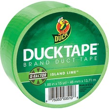 DUC 1265018RL Duck Brand High-performance Color Duct Tape DUC1265018RL