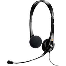Chat 10d USB Headset In-Line Vol Control Dual Earpiece / Mfr. no.: 910-000-10D