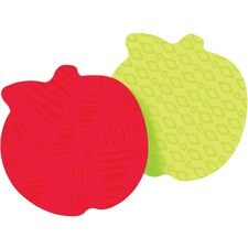 """Post-it® Super Sticky Note - 150 x Assorted - 3"""" x 3"""" - Apple - Assorted - 1 / Pack"""