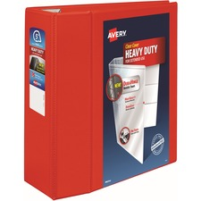 AVE79327 - Avery&reg Heavy-Duty View Binders with Locking One Touch EZD Rings