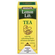 Bigelow Lemon Lift Tea - Lemon Lift - 28 / Box