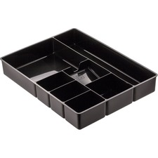 OIC 21322 Officemate 7-comprtmt Deep Desk Drawer Tray OIC21322