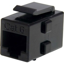 StarTech Cat 6 RJ45 Keystone Jack Network Coupler