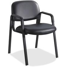 SAF 7046BV Safco Cava Urth Series Straight Leg Guest Chair SAF7046BV