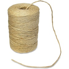 Crownhill Jute Twine - Natural Fiber - 600 ft (182880 mm) Length