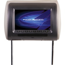 "Power Acoustik H-71CC 7"" Active Matrix TFT LCD Car Display"